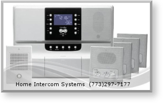 Home Intercom System Installation Whole House Communication Systems